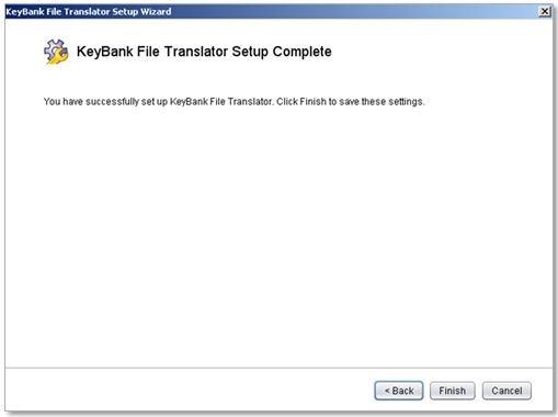Key File Translator login